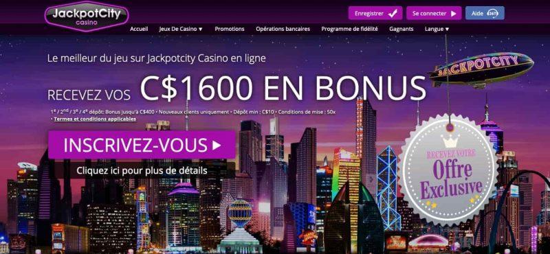 jackpotcity casino home