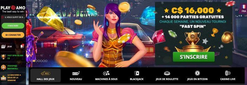 avis playamo casino