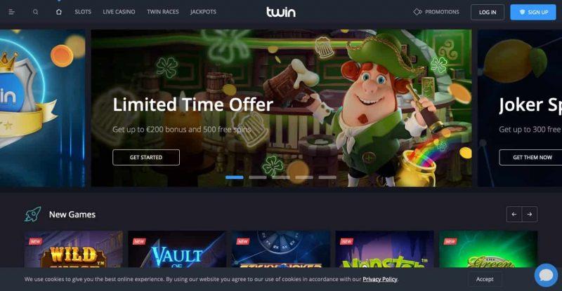 Twin Casino avis