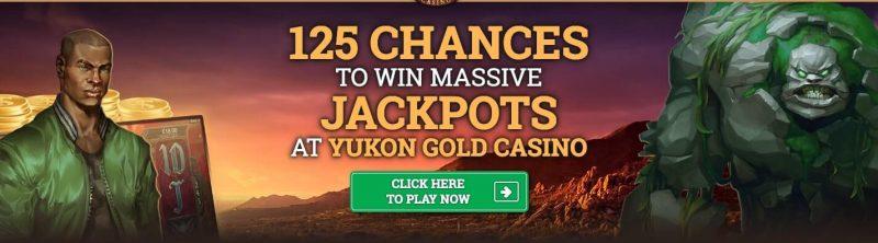 yukongold casino bonus