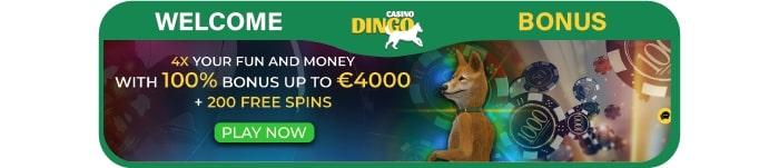 Bonus Dingo Casino