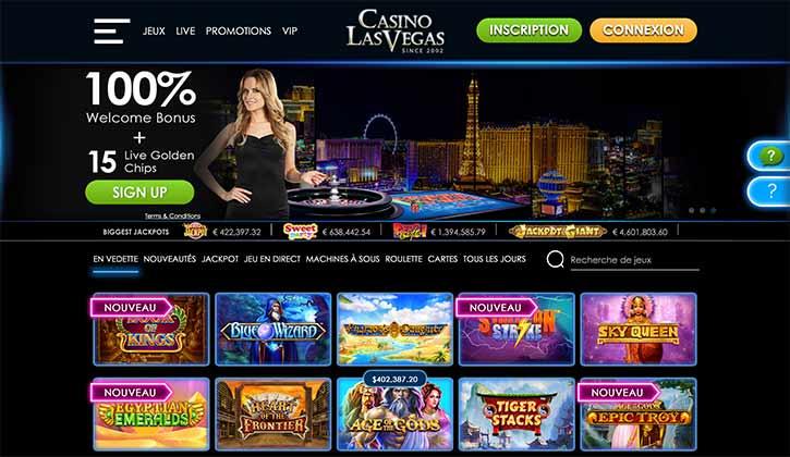 Avis Casino Las Vegas