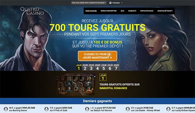 Avis Quatro Casino