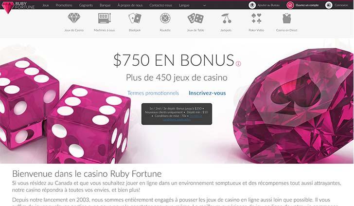 Avis Ruby Fortune