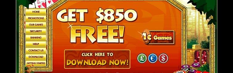 Bonus Aztec Riches Casino