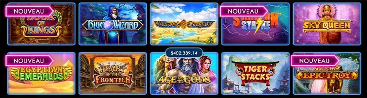 Jeux Casino Las Vegas