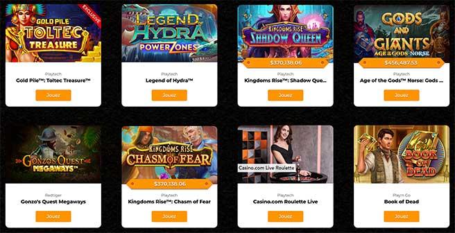 Jeux Casino.com