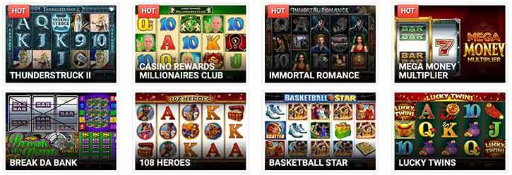 Jeux Quatro Casino