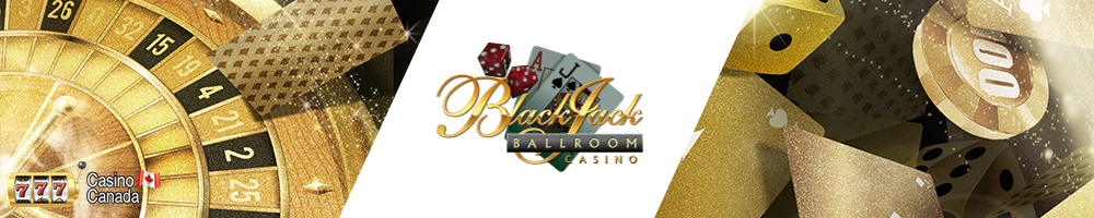 bannière blackjack ballroom