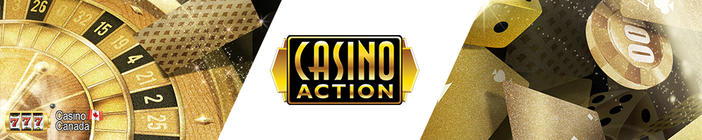 bannière casino action