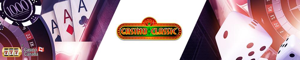 bannière casino classic
