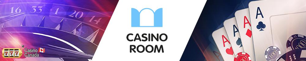 bannière casino room