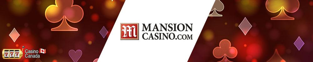 bannière mansion casino