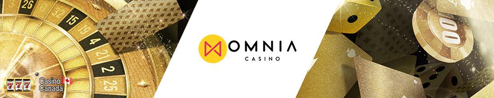 bannière omnia casino