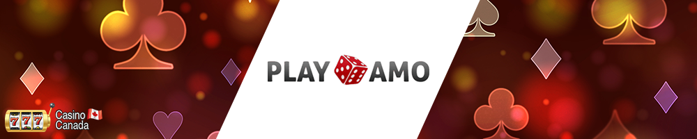 bannière playamo casino