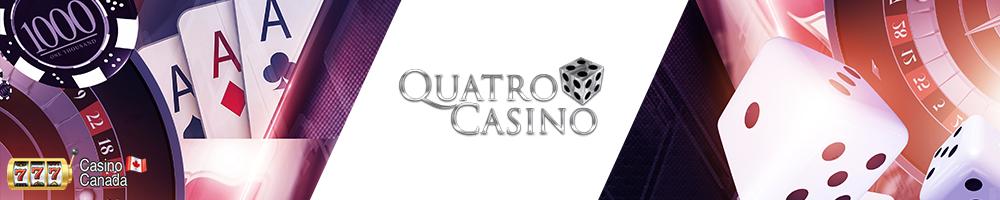 bannière quatro casino