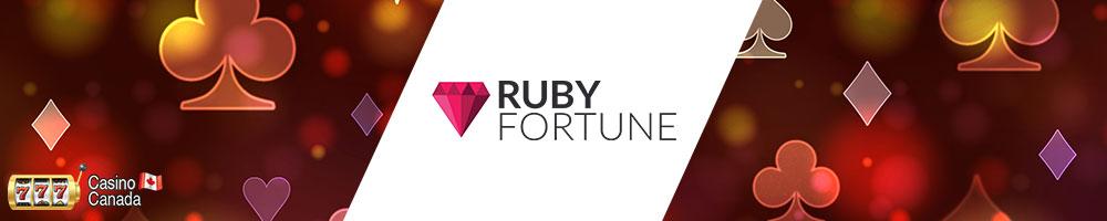 bannière ruby fortune
