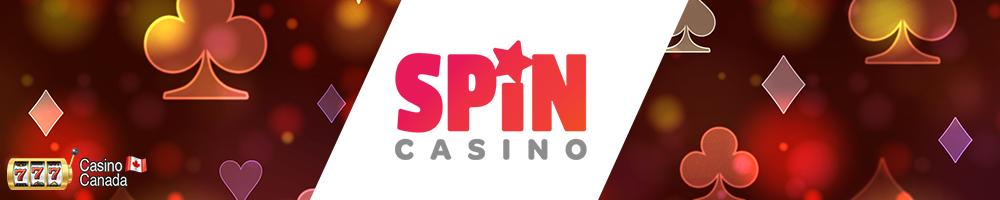 bannière spin casino