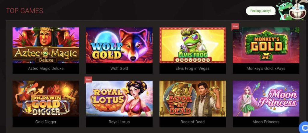 bitstarz top games casino online canada