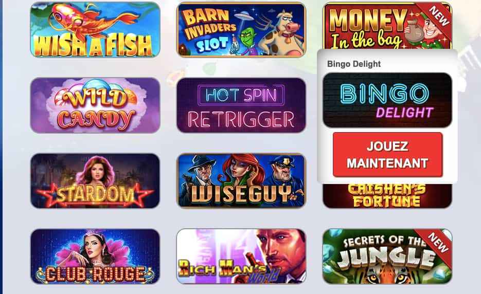 winspark casino online canada jouer