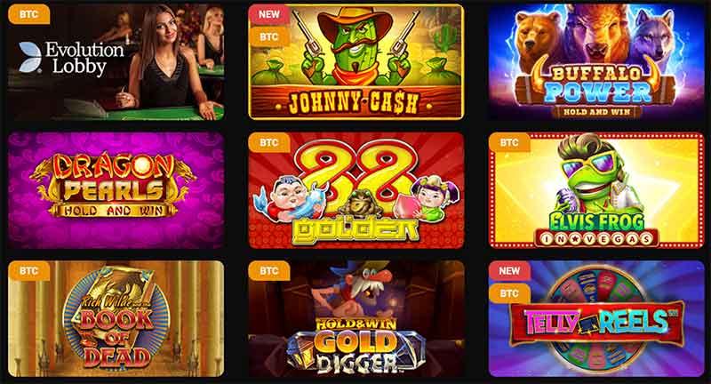 Jeux Casinochan