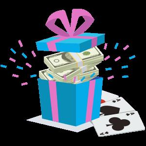 différents types de bonus casino