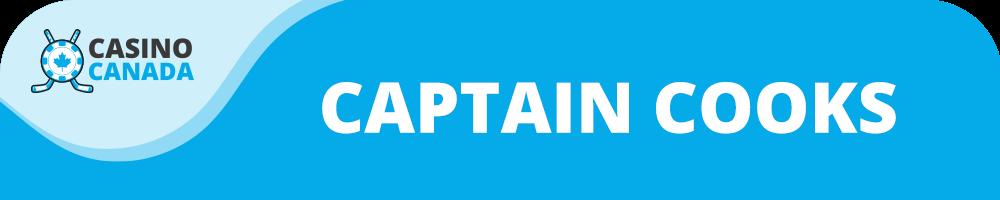 captain cooks banner
