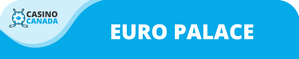 euro palace banner