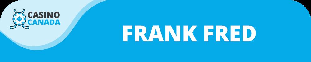 frank fred banner