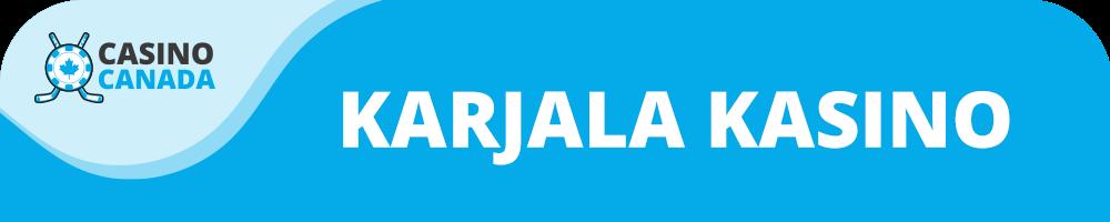 karjala kasino banner