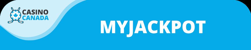 myjackpot banner