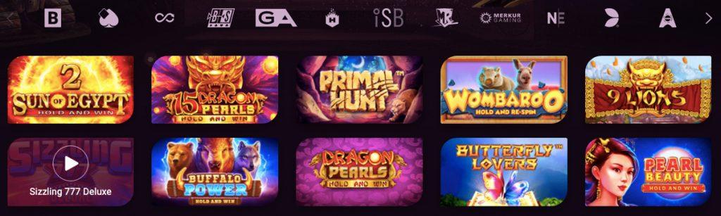 casinonic casino jeux de tables