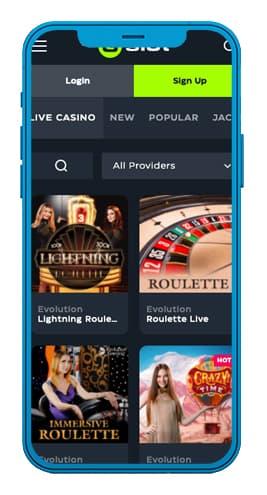 screenshot phone gslot