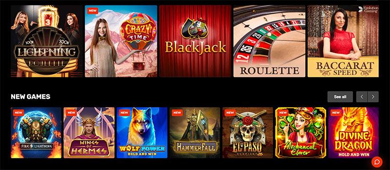 jeux n1 casino