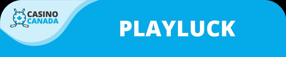 playluck banner