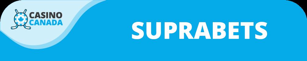 suprabets banner